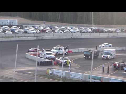 Dominion Raceway Full U Car Race 9-17-16
