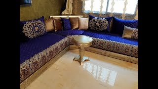 صوتو معايا على أحسن صالون مغربي | البساطة والرقي من شيم المغاربة