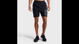 Мужские компрессионные шорты новые спортивные дышащие шорты для фитнеса бега купить с Aliexpress