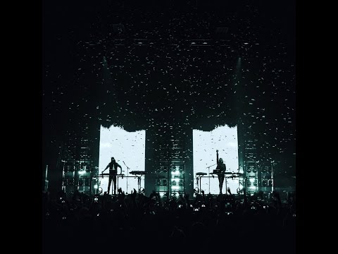 Shelter Live Tour [FULL SET] [Front Row] - ACL Fest Weekend 2- 10/09/16 - Porter Robinson - Madeon