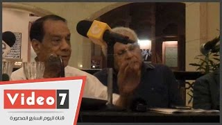 حلمى بكر: لا يشرفنى التعامل مع المطربين المتهربين من المشاركة فى مهرجان الموسيقى العربية