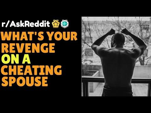 Revenge on cheating spouse