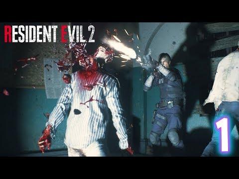IMPRESIONANTE COMO COMIENZA! Resident Evil 2 Remake - Luzu