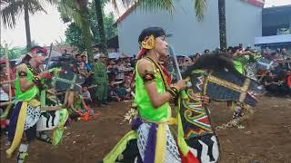 Pepeling Sholawat Jawa Ebeg Unggul Sekar Urip Budoyo di Jalan Ternak Nusa Tengah Menganti Cilacap