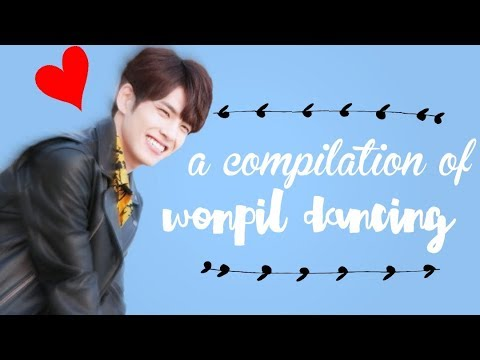 Compilation Of Wonpil Dancing; Day6