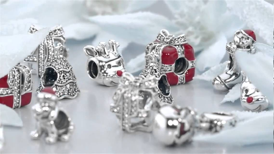 Pandora Christmas Collection Now At Argento Youtube