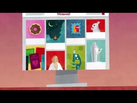 What is Pinterest | I Think an Idea | Pinterest PPC Agency Video