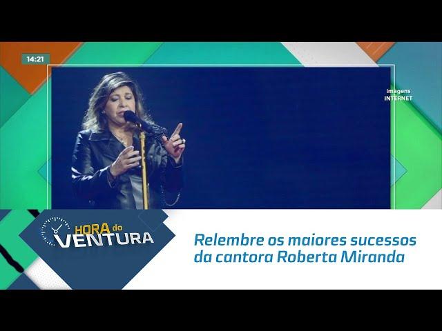 Hoje é dia de #TBT: Relembre os maiores sucessos da cantora Roberta Miranda