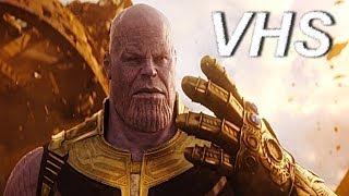 Мстители: Война бесконечности (2018) - русский трейлер - VHSник