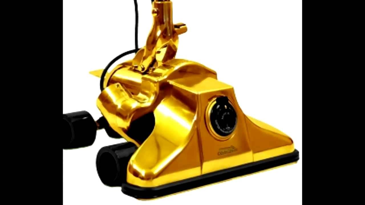 1 000 000 24k Gold Vacuum Govacuum Gv62711 Is The World S