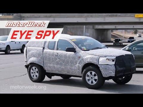 2020 Ford Bronco Spied | MotorWeek Eye Spy