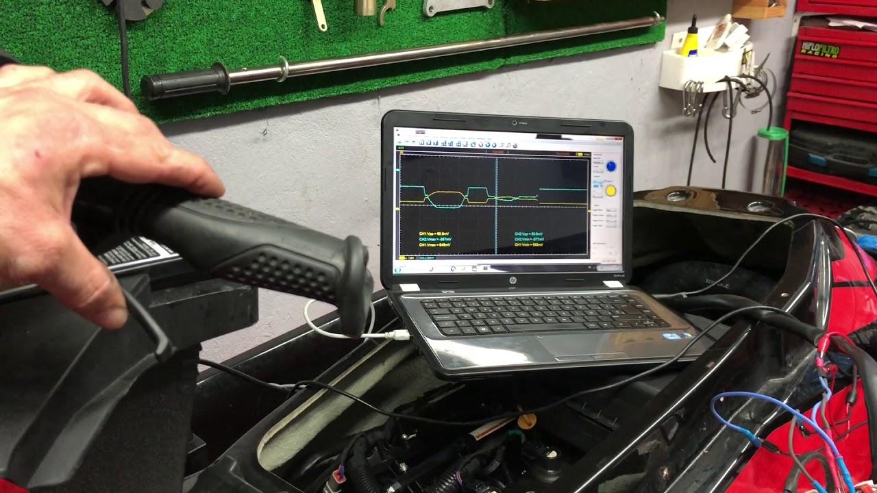 reverse sensor assy & ibr señal
