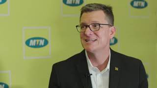 AfricaCom TV Interview with Rob Shuter - CEO, MTN Group