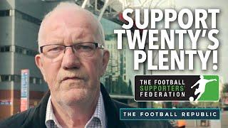 Support the FSF's '£20's Plenty' Campaign! | The Football Republic Video