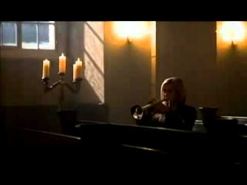 Alison Balsom solo trumpet)   Bach  Gigue from Suite no  2