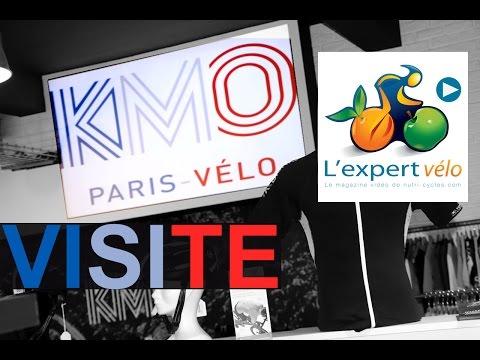 Image de la vidéo Découverte du magasin de vélo km0 à Paris : Shop, showroom et training center !