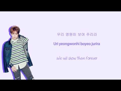 Super Junior-K.R.Y. - We Can lyrics (Hangul/Romanization/English)