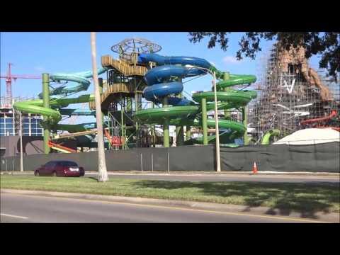 Volcano Bay Construction Update #1 ~ Universal Orlando Resort