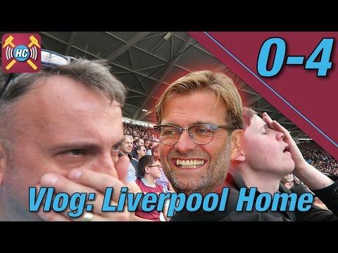 Match Vlog v Liverpool | Last Game Thrashing| Spurs Hangover