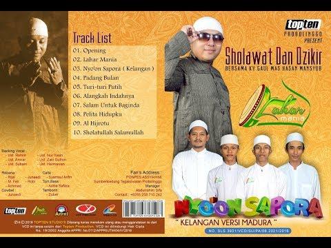 Astaghfirullah (Kelangan syair Madura) - Majelis Sholawat Lahar Mania (Kyai Gaul Mas Hasan)