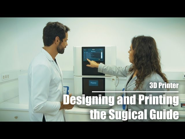 S02-Ep.3 | Designing and Printing the Sugical Guide | Straumann Play | Digital with Dr. Hugo Madeira