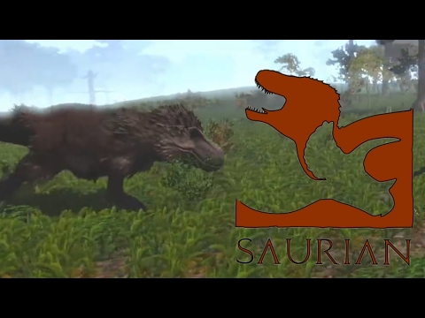 Saurian Gameplay Footage (NOT MINE!)