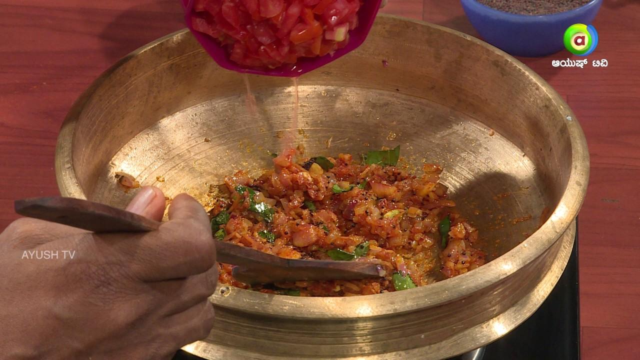 Healthy Kitchen- Harka Tomato Rice Bath |Tomato Rice Bath ...