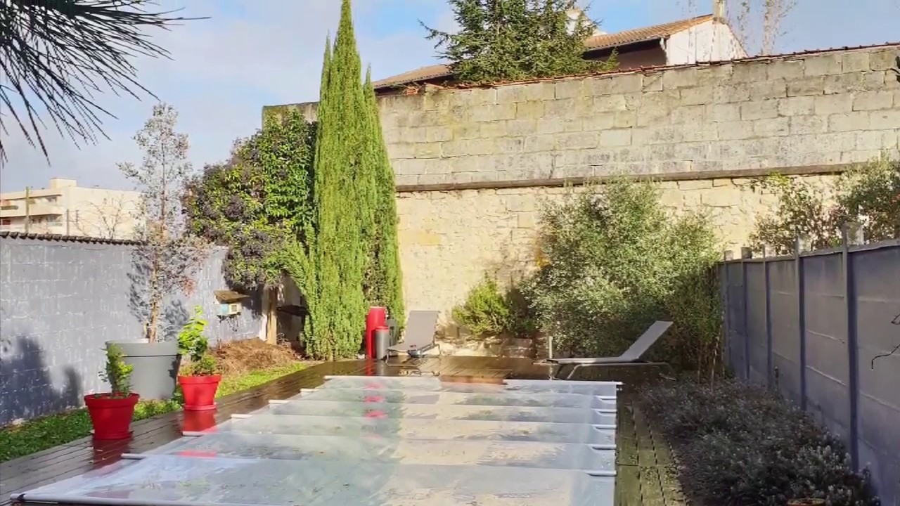 Superbe maison moderne bordeaux caud ran bel air youtube - Grange delmas immobilier ...