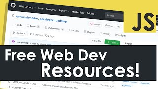 10 OF THE BEST FREE GITHUB REPOSITORIES FOR DEVELOPERS // TOP 10 FREE DEVELOPER RESOURCES