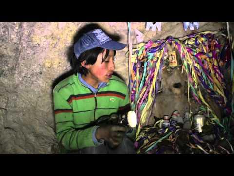 El trabajo infantil en una de las minas de Bolivia más peligrosas del mundo