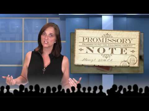 Promissory Notes & Earnest Money