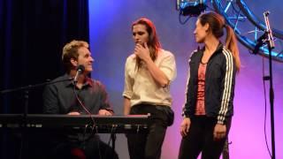 Impromptu Mashup/Jam- Jason Scheff (of Chicago) & Andy Nufer, Nikki Payne