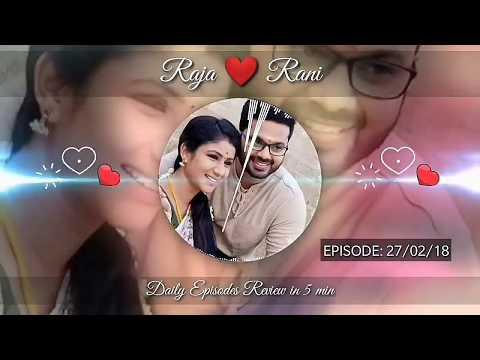 Raja Rani | today serial | Episode in 5 minutes