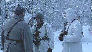 Военная разведка: Северный фронт. 2 серия Военного Сериала. Русские сериалы