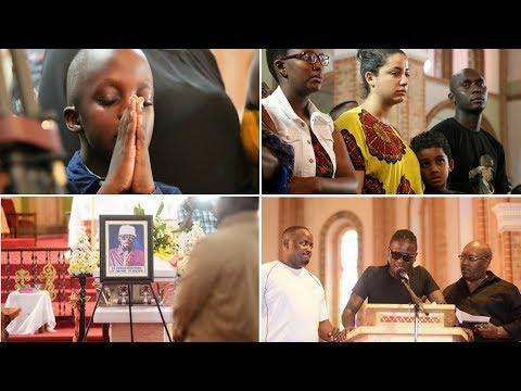 Ni vilio na majonzi kwenye misa ya kumuaga Moze Radio Uganda