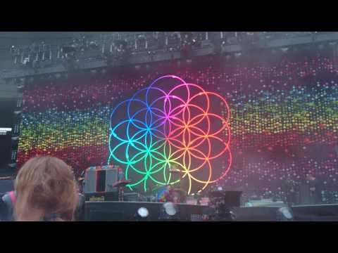 Coldplay - A head full of dreams @ Stade de France (15/07/2017)