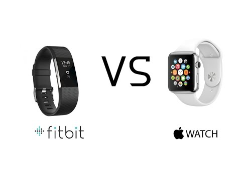 Fitbit Versa vs Apple Watch 3: Which Should You Buy - YouTube