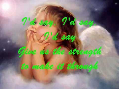 Note to God (lyrics)