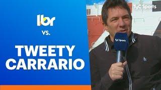 Líbero VS Silvio Tweety Carrario
