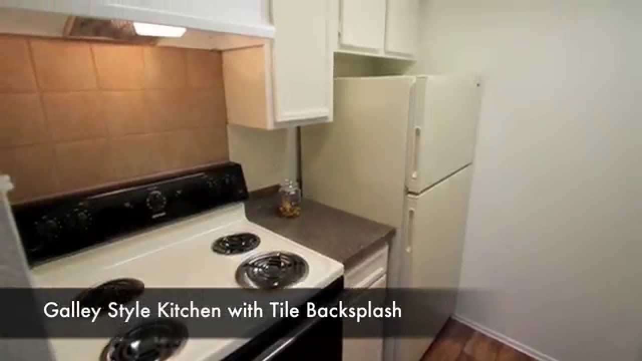 1 Bedroom, 1 Bath, 515 Square Feet, At Canyon Creek Apartments In Dallas,  Texas   YouTube