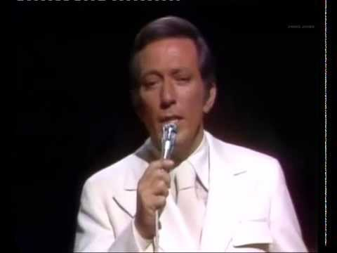 Andy Williams  Where Do I Begin  Love Story