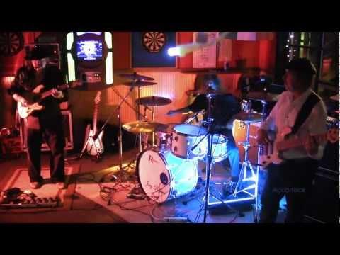 Joe Mack Band Live @ Murray's 3/2/13