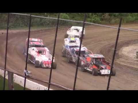 Genesee Speedway Sportsman Heats 8-24-19