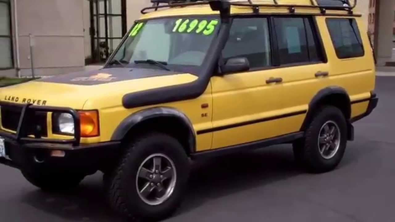 uk co series landrover land for watch bransfordgarage sale youtube gs rover discovery