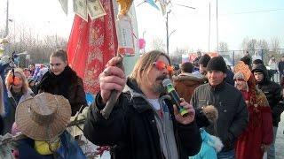 Паук на масленице в Жостово - 2015
