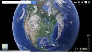 area 51 - google maps localização Free HD Video