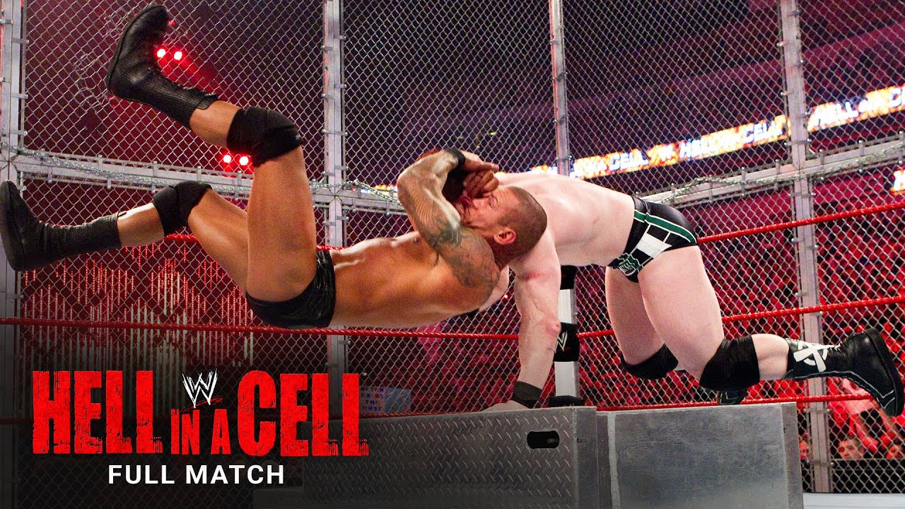 Download FULL MATCH - Randy Orton vs. Sheamus – WWE Title Hell in a Cell Match: Hell in a Cell 2010