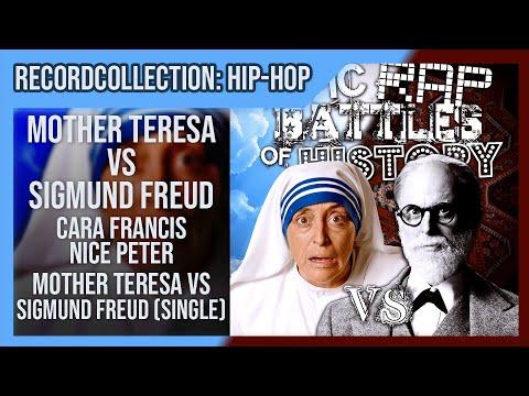 Epic Rap Battles of History – Mother Teresa vs Sigmund Freud (HQ Audio)