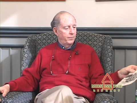 Michael Cold War veteran U.S. Marine Corps Natick Veterans Oral History Project