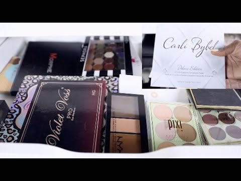 So Many Palettes!!! Eyeshadow Palette Collection | Jackie Aina